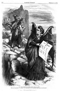 Victoria Woodhull as Mrs. Satan